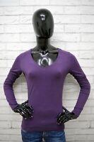 Maglia NORTH SAILS Taglia Size S Donna Woman Maglietta Shirt Viola Polo Cotone