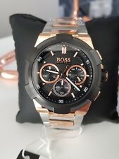 HUGO BOSS SUPERNOVA WATCH & BOX 100%25 GENUINE 1513358 NEW �Ÿ˜�Ÿ˜™ TAGS & WARRANTY