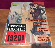 1920's (Fashions of a Decade) by Herald, Jacqueline Paperback Book The Fast Free