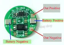 Hot PCB Charger 3.7V 3A Li-ion Lithium 18650 Battery Input Ouput Protection