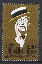 France 1990 Maurice Chevalier Yvert n° 2650 neuf ** 1er choix