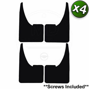 Mudflaps for VAUXHALL Rubber Car Mud Flaps SET (x 4)