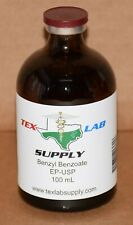100 mL PURE Benzyl Benzoate USP - Sterile 6 Pack