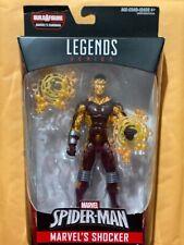 Hasbro marvel Legends The shocker   no sandman Baf
