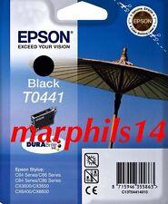 Genuine EPSON T0441 Cartuccia di Inchiostro Nero