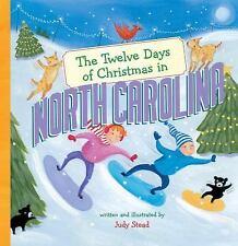 The Twelve Days of Christmas in North Carolina (The Twelve Days of Christmas in