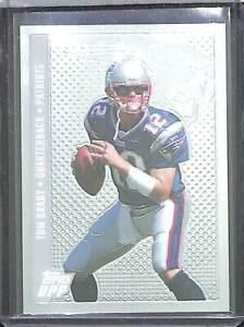 2006 Topps Draft Picks and Prospects Silver #21 Tom Brady No 76 of 199