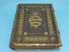 Bibel - Heilige Schrift - England 1880 / 1890 - #EHN2094