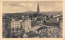 Schweidnitz (Świdnica) Blick vom Wasserturm 1915