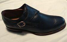 Esquivel Monk Strap Navy Blue size 11