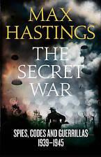 The Secret War-ExLibrary
