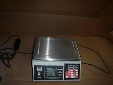 NCI MODEL 6420 ELECTRONIC WEIGHT SCALE COMPUTING SCALE