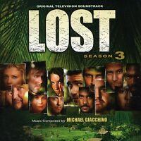 Michael Giacchino - Lost: Season 3 (Score) (Original Soundtrack) [New CD]