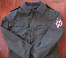 Slovak Slovakia Military Army Green Dress Parade Jacket Coat Odeva Lipany
