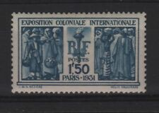 "FRANCE STAMP TIMBRE 274 "" EXPOSITION COLONIALE PARIS 1F50 "" NEUF xx LUXE  R817"