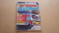 OLD POPULAR HOT RODDING CAR MAGAZINE, JULY 1988, ROLL CAGE, MEGABLOWER