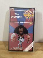 Doctor Who: The Deamons-Vhs-Jon Pertwee