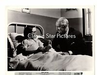 J815 Maurice Chevalier with little girl in Panic Button 1964 photograph