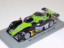 1/43 Spark MG Lola EX257   Car #27  24 H of LeMans  2002  SCMG06
