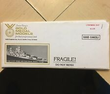 Gold Medal Models – 1/700 – NAVAL SHIP 700-1