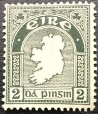 Ireland & Eire 2d Green 1922 - SG724 Mint Lightly Hinged