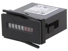 Kubler Hour Counter, 7 digits, Screw Connection, 100 -130 V ac No. 3.240.201.074