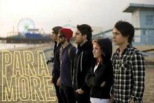 Paramore : Beach - Maxi Poster 91.5cm x 61cm (new & sealed)
