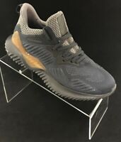 adidas Alphabounce Beyond  -Grey/Carbon - Kids Size 4 ** New **