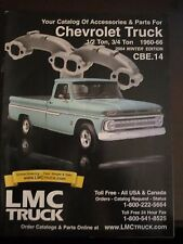 1960 - 1966 Chevrolet Truck Parts Accessories LMC Catalog 2004 Winter (ZZ)