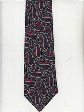 Lanvin-Authentic-100% Silk Tie-Made In Italy-L7-Classic Men's Tie