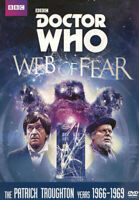 Doctor Who - The Web of Fear (Patrick Troughto New DVD