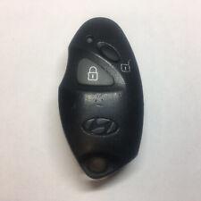 2003-2005 HYUNDAI TIBURON KEY FOB KEYLESS ENTRY REMOTE FCC ID LXP-RKE225 OEM