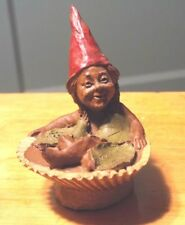 """""""Bubbles"""" Tom Clark Gnomes Collection #45, 1984 Cairn Studios Made in Usa"""