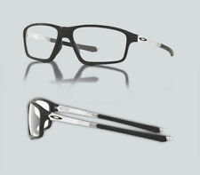 f7b49f4d03 New Oakley OX 8076 CROSSLINK ZERO 807603 Matte Black Eyeglasses