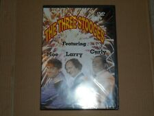 THE THREE STOOGES BRAND NEW SLIM DVD
