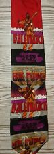 Bb King Necktie, never worn, The Fillmore Poster Ties W/ Tag Ballin Jack
