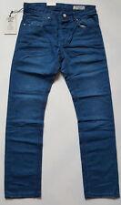 NEW Men's JACK & JONES Jeans W30 L30 TIM ORIGINAL  BLUE NOOS 12056258 SLIM FIT
