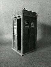 More details for custom 1st doctor who tardis kit police box 1/13 scale