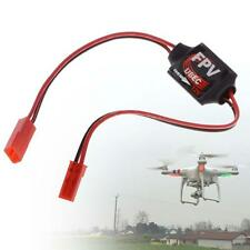 UBEC 3A 5V FPV mini 2-6S Lipo DC-DC Converter Step Down Module For Air Plane K^@