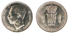 10 Francs 1976 Jean Lussemburgo Luxembourg #6507A