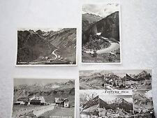 4 cartoline di Arlberg 50 egli anni pass Austria Tirolo Voralberg