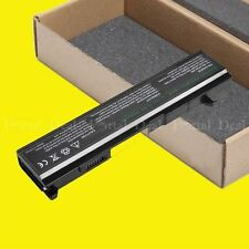 6 Cell Battery for PA3465U-1BRS Toshiba Satellite M55-S139 M55-S1391 A105-S361