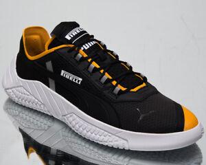Puma Replicat x Pirelli Mens Black Casual Lifestyle Sneakers Shoes 339855-03
