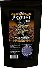 Dr Burnorium Psycho 250g Fresh Ground Extra Strong Coffee Machine & Cafetieres