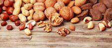 MIXED NUTS IN SHELL 1KG - FREE POST & FREE NUT CRACKER INCLUDED!!!