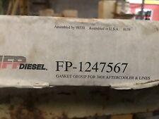 1247567 Gasket Kit for Caterpillar cat 3408 engine aftercooler lines 124-7567