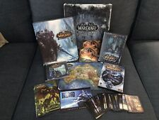 World of Warcraft: Wrath of the Lich King - Collector's Edition NO game Key
