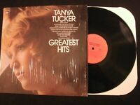 Tanya Tucker - Greatest Hits - 1975 Vinyl 12'' Lp./ Shrink VG+/ Country Pop