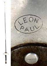 "Vintage Leon Paul Fencing Foil 42"" #5 sword epee"