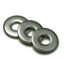 Stainless Steel POP Rivet Washers 3/16 #6 Blind Rivet Back Up Washers - QTY 100